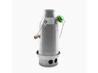 Stainless Steel 'Trekker' Kelly Kettle (0.57 Ltr / 1 pint)