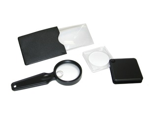 Forest School Magnifier Set