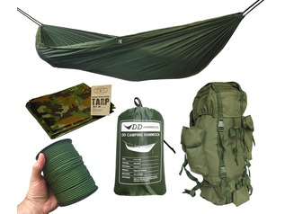 Bushcraft Overnight Kit