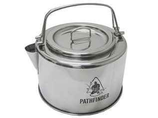 Pathfinder Stainless Steel Kettle