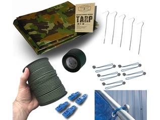 Outdoor Shelter Kit