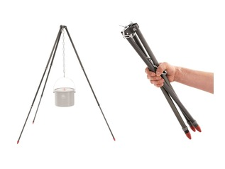 Telescopic Lightweight Cooking Tripod