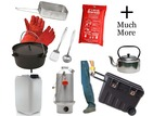Forest School Cooking and Hygiene Kit